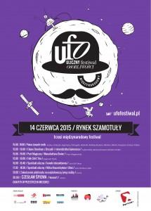 plakat UFO 2015